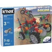 K`NEX Fly Away Building Set Construction Build And Play Toy