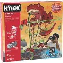 K Nex Thrill Rides Dino T Rex Fury Boti Europe B V